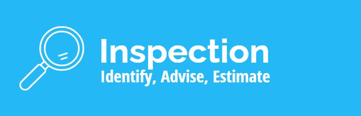 inspections are offered